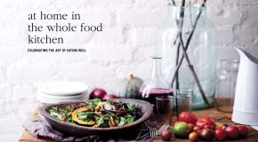 At Home in the Whole Food Kitchen: The BookTrailer