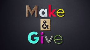Watch the Make & Give BookTrailer!