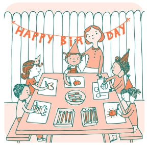 Free Project: Creative Birthday Traditions from The Giant Book of Creativity for Kids